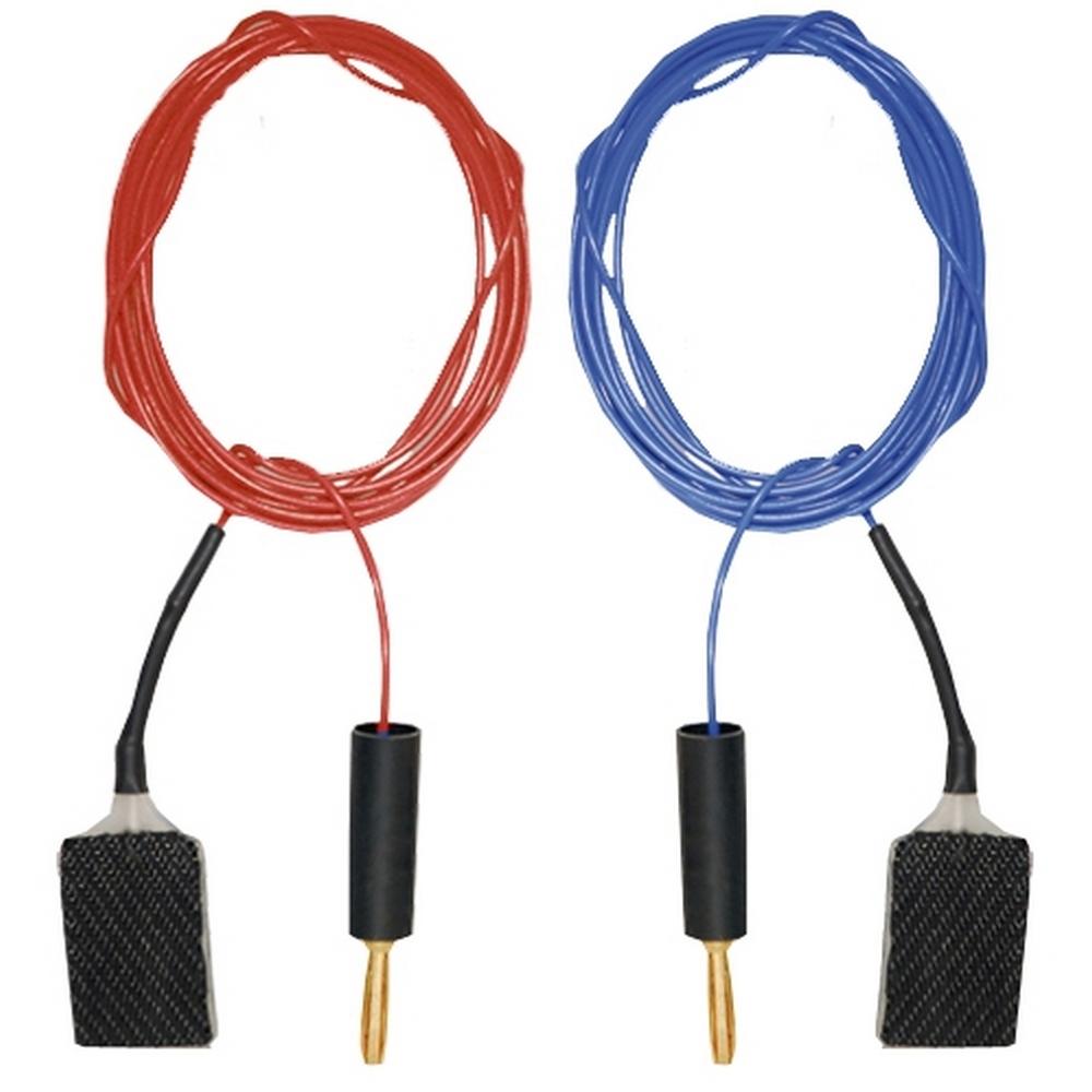 Комплект кабелей ПВХ с углетканевым токоподводомПровода и токоподводы<br><br>