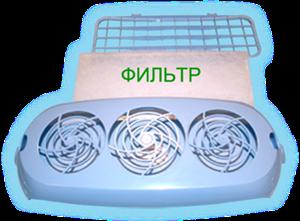 ФУС-КРОНТ фильтр угольный сменный упаковка 12 шт.