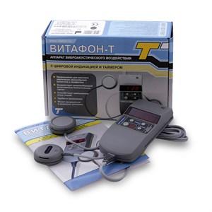 ВИТАФОН-Т аппарат виброакустический с двумя виброфонами и таймером