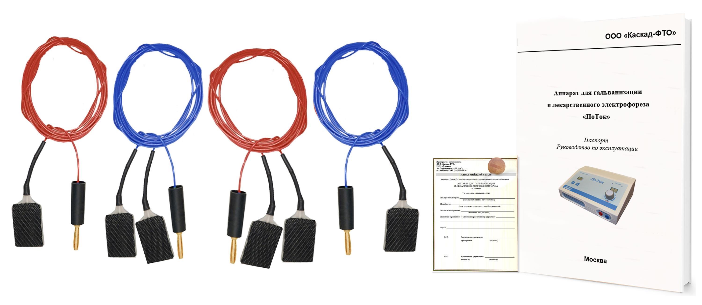 Углетканевые электроды своими руками