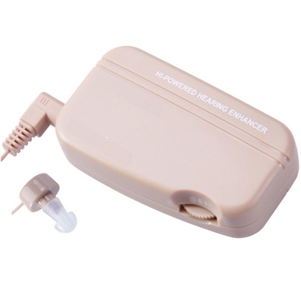 Слуховой аппарат карманный усилитель звука «KONTAKT» KP-4