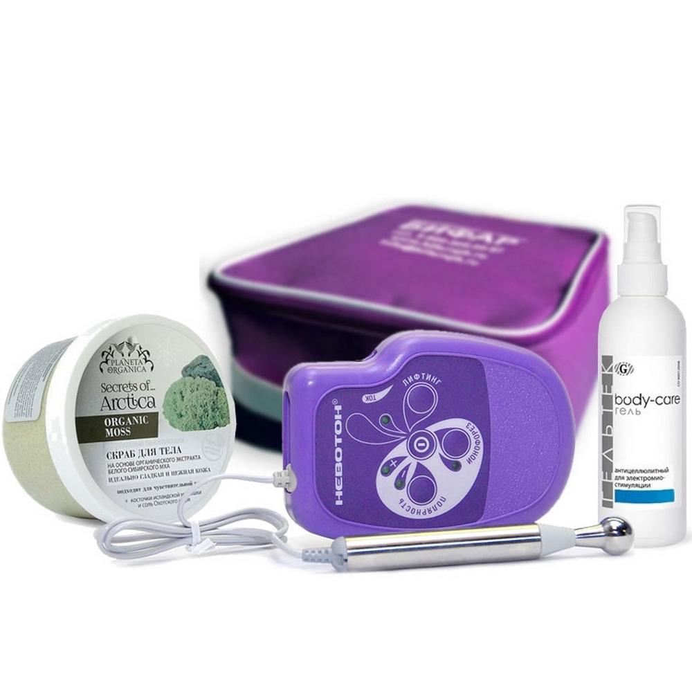 Гельтек-Медика Готовый набор Body-care с ионофорезом антицеллюлитная программа с электромиостимуляцией