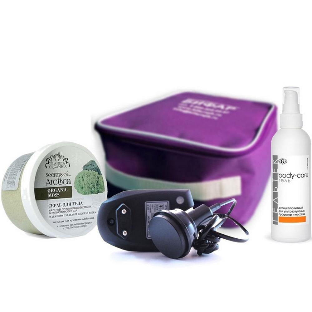 Гельтек-Медика Готовый набор Body-care с фонофорезом антицеллюлитная программа с ультрафорезом