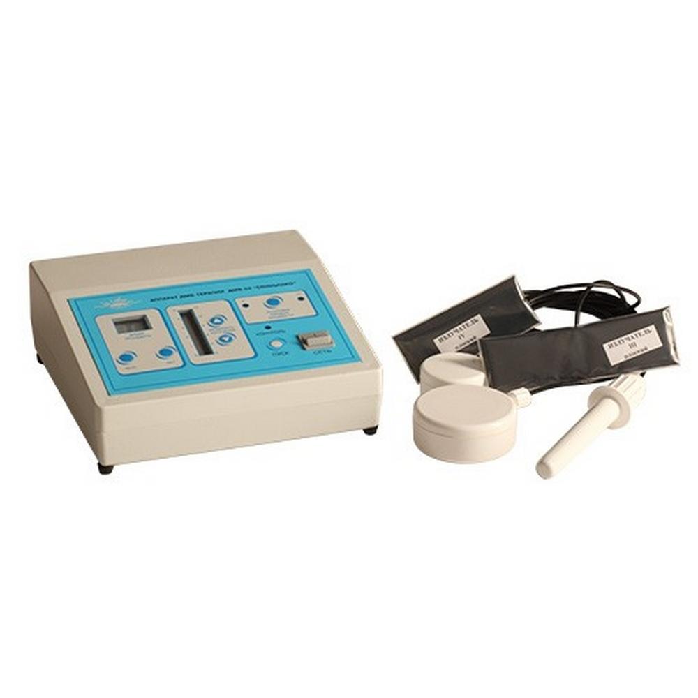 Аппарат для ДМВ терапии физиотерапевтический Солнышко ДМВ-02 Солнышко