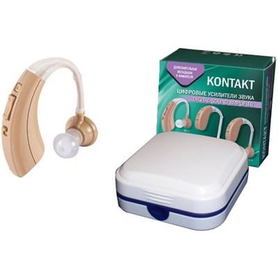 Слуховой аппарат цифровой усилитель звука KONTAKT KD-2 - фото 10057