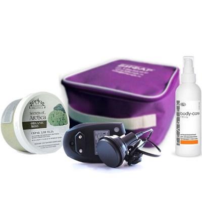 Готовый набор «Body-care с фонофорезом» антицеллюлитная программа с ультрафорезом - фото 10398