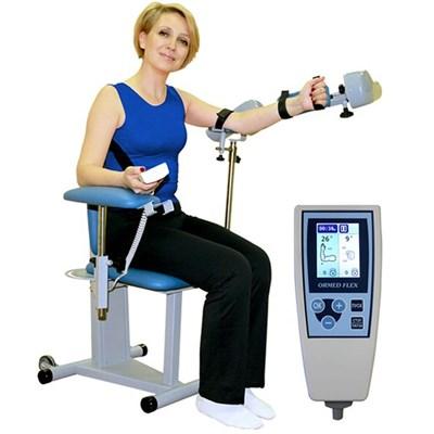 Аппарат для роботизированной механотерапии  верхних конечностей марки «ОРМЕД- FLEX»  Модификация F03 для реабилитации  локтевого сустава - фото 11443
