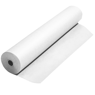 Медицинская фильтровальная бумага марки «Ф» для электрофореза ширина 840 мм., погонный метр 75 гр. Рулон 150 м. Цена за рулон. - фото 11548