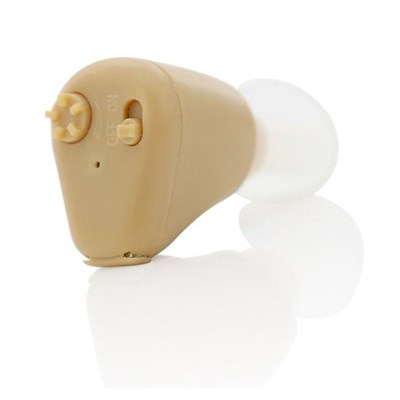 Слуховой аппарат цифровой усилитель звука Острослух 900А внутриушной, аккумулятор - фото 11581