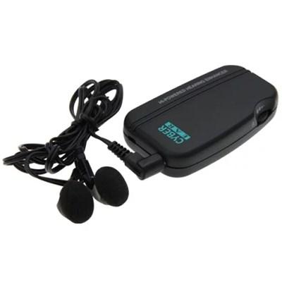 Слуховой аппарат цифровой усилитель звука Zinbest HAP-40, карманный, батарейка - фото 11590