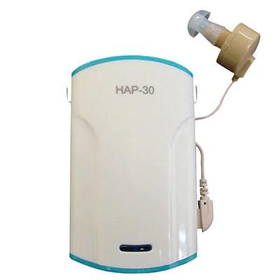 Слуховой аппарат цифровой усилитель звука Zinbest HAP-30, карманный, батарейка - фото 11591