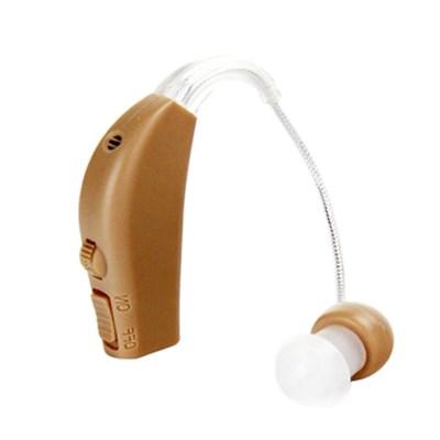 Слуховой аппарат цифровой усилитель звука Jinghao JH-333, заушный, аккумулятор - фото 11594