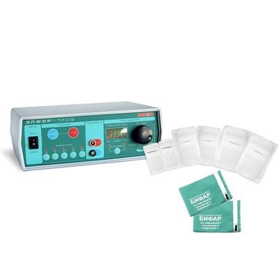 Готовый набор для электрофореза «Педиатрия» с выездом врача - фото 11615