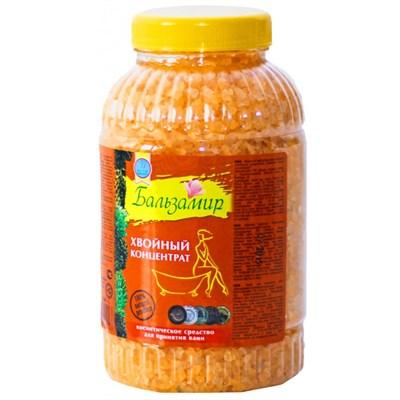 Бальзамир Хвойный концентрат соль для ванн 1200 гр.