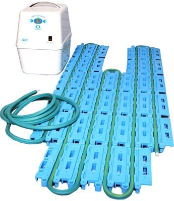 Жемчужина аэрогидромассажная установка (компрессор + одна решетка)