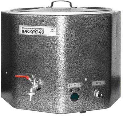 Парафинонагреватель электрический медицинский Каскад-40 литров - фото 12002