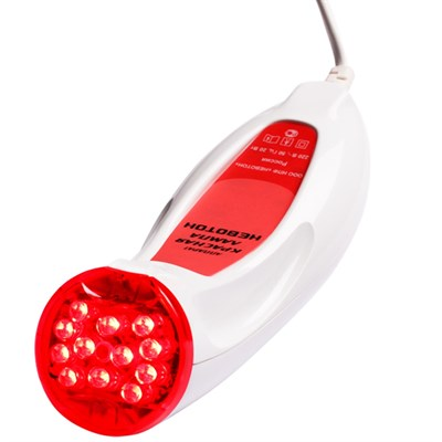 Невотон красная лампа аппарат фототерапевтический светодиодный