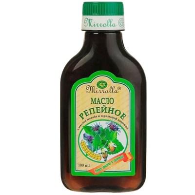 Репейное масло с маслом жожоба и зародышей пшеницы 100 мл.