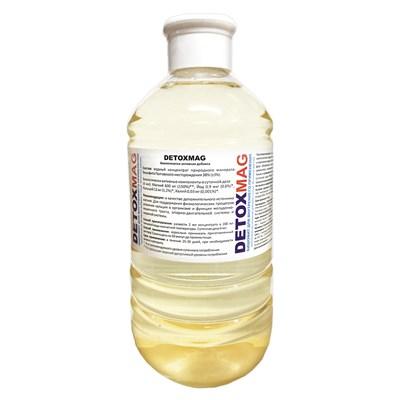 Бишофит питьевой DETOXMAG MG++ (Детокс Маг) 1000 мл.