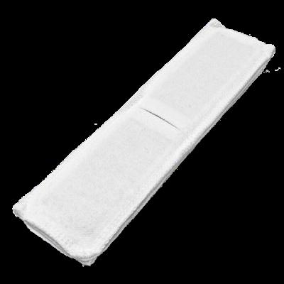 Электрод токопроводящий терапевтический с токораспределительным элементом из углеродной ткани многоразовый фланелевый 50x200 мм. (100 кв. см) Цена за 1 шт. - фото 15205
