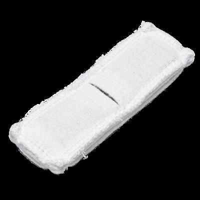 Электрод токопроводящий терапевтический с токораспределительным элементом из углеродной ткани многоразовый фланелевый 30x100 мм. (30 кв. см) Цена за 1 шт. - фото 15213