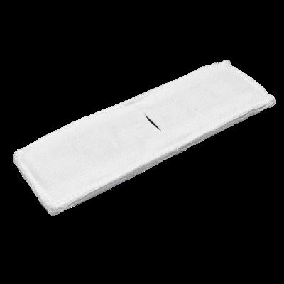 Электрод токопроводящий терапевтический с токораспределительным элементом из углеродной ткани многоразовый фланелевый 60x200 мм. (120 кв. см) Цена за 1 шт. - фото 15241