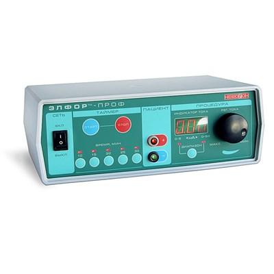Элфор-Проф аппарат для гальванизации и электрофореза - фото 3669