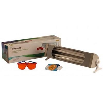 ОУФк-05 «Солнышко» облучатель ультрафиолетовый кварцевый - фото 9133