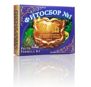 Антипсориаз фитосбор № 1 20 гр.