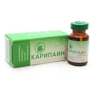 Карипаин плюс сухой бальзам фл. 1 г.