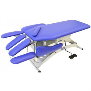 Стол массажный многофункциональный «Ормед-мануал», модель 103 (двухсекционный)
