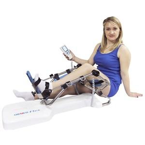 Аппарат для роботизированной механотерапии нижних конечностей марки «Ормед  Flex» модификации  F01  для реабилитации тазобедренного и коленного сустава