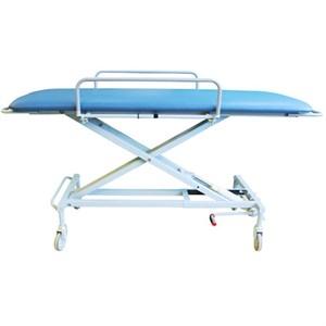 Каталка для перемещения пациента с гидравлической регулировкой высоты