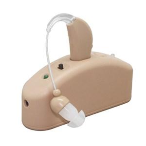 Слуховой аппарат цифровой усилитель звука Jinghao JH-337, заушный, аккумулятор