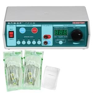 Готовый набор «ЛОР» для электрофореза при ЛОР-заболеваниях у детей
