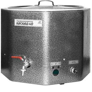 Парафинонагреватель электрический медицинский Каскад-40 литров