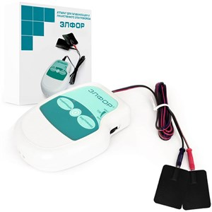 Элфор аппарат для гальванизации и электрофореза