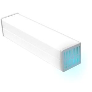 Облучатель рециркулятор бактерицидный Азов ОБРН-2х15 (двухламповый настенный с проводом и лампой Philips TUV 15) (90м3/час)