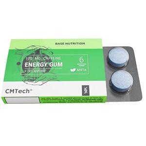 CMTech Энергетическая жевательная резинка №6