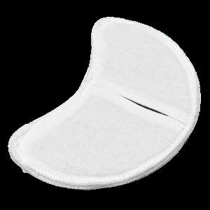 Электрод токопроводящий терапевтический с токораспределительным элементом из углеродной ткани многоразовый фланелевый «Горловой» 100x150 мм. (120 кв. см.) Цена за 1 шт.