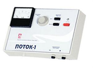 Поток-1 аппарат для гальванизации и электрофореза
