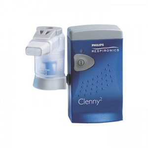 PHILIPS RESPIRONICS CLENNY 2 ингалятор компрессорный