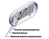 ФВС-КРОНТ фильтр воздушный сменный упаковка 12 шт. - фото 10350