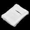 Электрод токопроводящий терапевтический с токораспределительным элементом из углеродной ткани многоразовый фланелевый 40x50 мм. (20 кв. см) Цена за 1 шт. - фото 15199