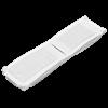 Электрод токопроводящий терапевтический с токораспределительным элементом из углеродной ткани многоразовый фланелевый 40x150 мм. (60 кв. см) Цена за 1 шт. - фото 15211