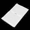 Электрод токопроводящий терапевтический с токораспределительным элементом из углеродной ткани многоразовый фланелевый 170x290 мм. (493 кв. см) Цена за 1 шт. - фото 15223