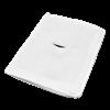Электрод токопроводящий терапевтический с токораспределительным элементом из углеродной ткани многоразовый фланелевый 150x200 мм. (300 кв. см) Цена за 1 шт. - фото 15225