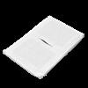 Электрод токопроводящий терапевтический с токораспределительным элементом из углеродной ткани многоразовый фланелевый 90x140 мм. (126 кв. см) Цена за 1 шт. - фото 15232