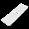 Электрод токопроводящий терапевтический с токораспределительным элементом из углеродной ткани многоразовый фланелевый 80x250 мм. (200 кв. см) Цена за 1 шт. - фото 15233
