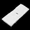 Электрод токопроводящий терапевтический с токораспределительным элементом из углеродной ткани многоразовый фланелевый 80x200 мм. (160 кв. см) Цена за 1 шт. - фото 15234